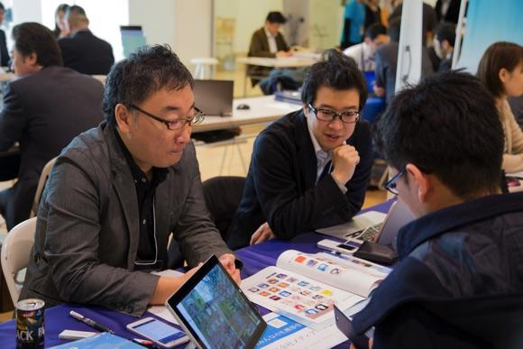 札幌市ITエンジニア、クリエイター・UIJターン合同フェアの様子10