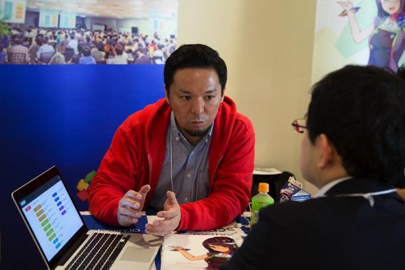 札幌市ITエンジニア、クリエイター・UIJターン合同フェアの様子11