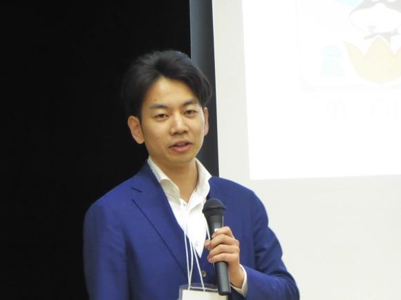 株式会社ノースアンビシャスの田中健人さん