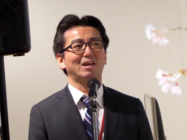 ソニーストア札幌店長