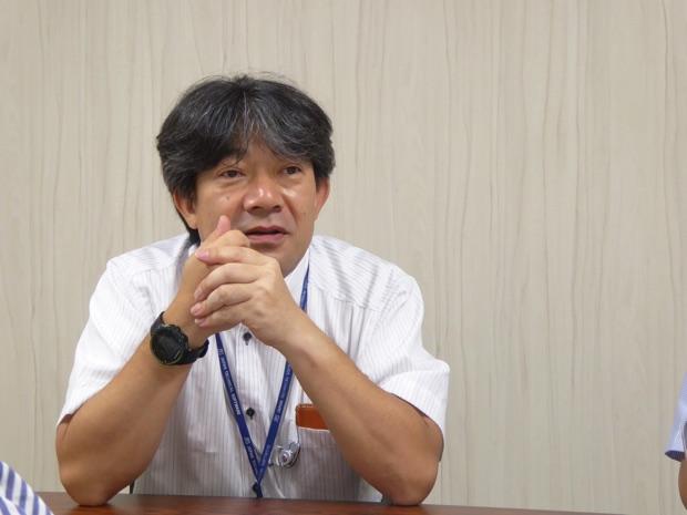 ジャパンテクニカルソフトウェア中塚さん