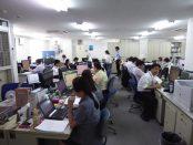 ジャパンテクニカルソフトウェアの従業員の作業風景