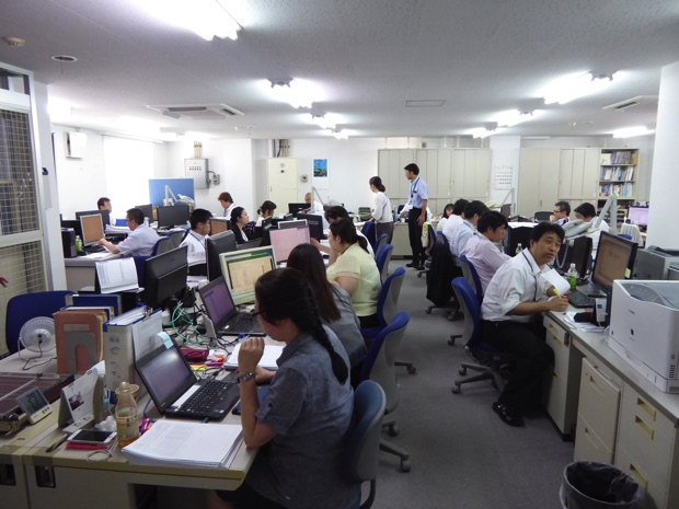 株式会社ジャパンテクニカルソフトウェア 北海道本社に行ってみた!