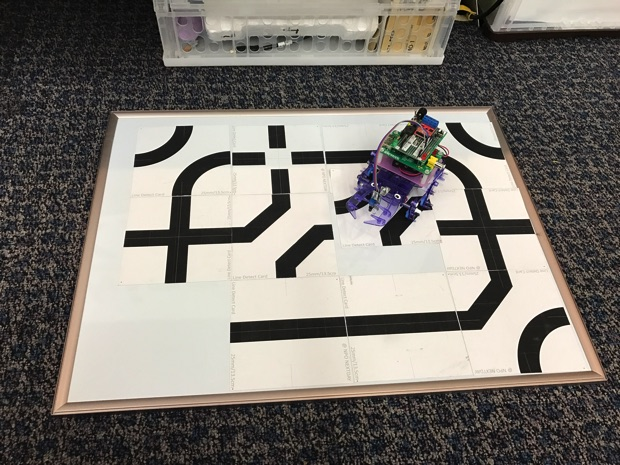 OSC2017 TEAM IchigoJamHOKKAIDO ロボット