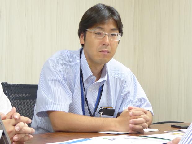 ジャパンテクニカルソフトウェア谷口さん