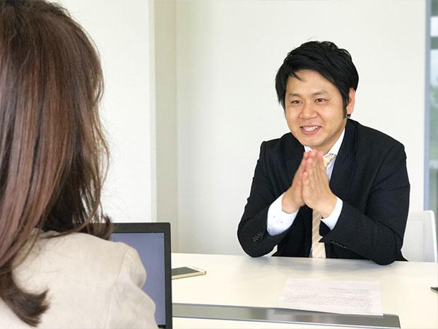 代表との思い出を語る吉田さん