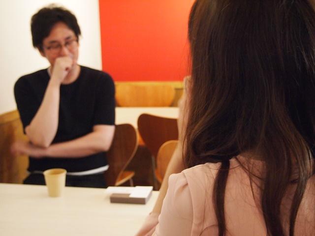 代表加藤さんインタビュー