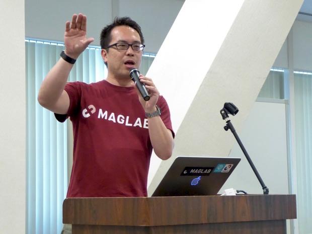 ウイングアーク1st株式会社Future Creative Lab アライアンスディレクター武市真拓さん