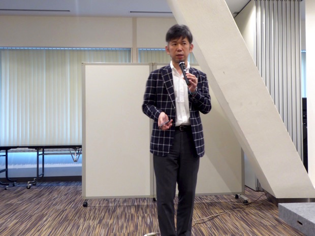 ユニアデックス株式会社エクセレントサービス創生本部IoTビジネス開発統括部長山平哲也さん