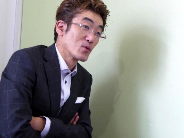 ステージハンド代表取締役重泉さん寄り