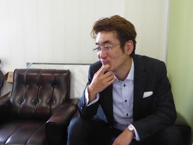 ステージハンド代表取締役重泉さん