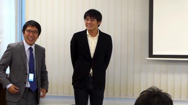 さくらインターネットの田中さんが登場