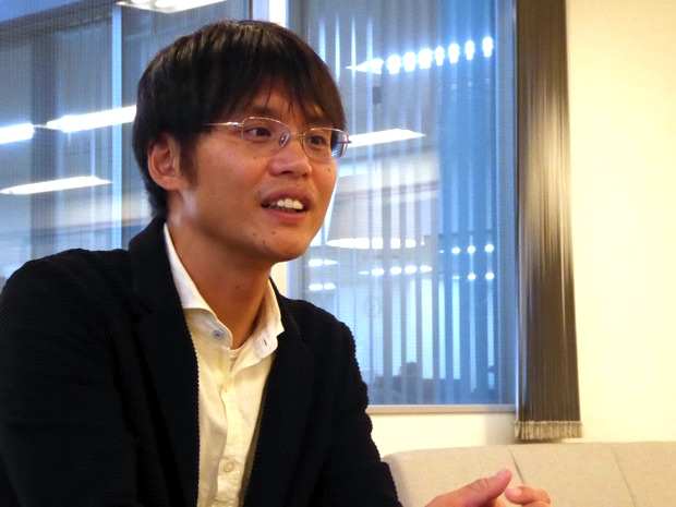 さくらインターネットの代表取締役社長兼最高経営責任者の田中邦裕さん