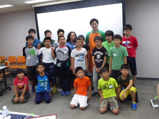 青少年科学館で開催。KidsVentureプログラミング教室に行ってみた!