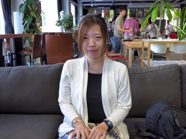 株式会社DMM.com OVERRIDEの谷藤静香さん