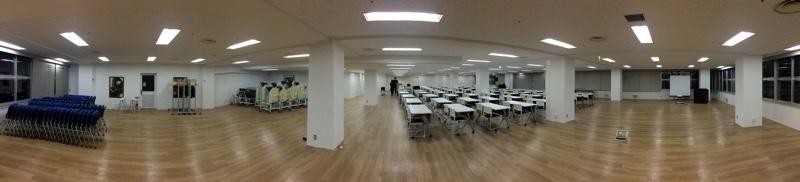 12階ホールAパノラマ写真