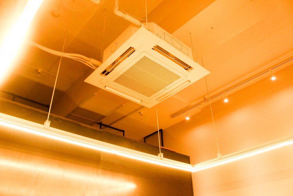 Gear8の天井