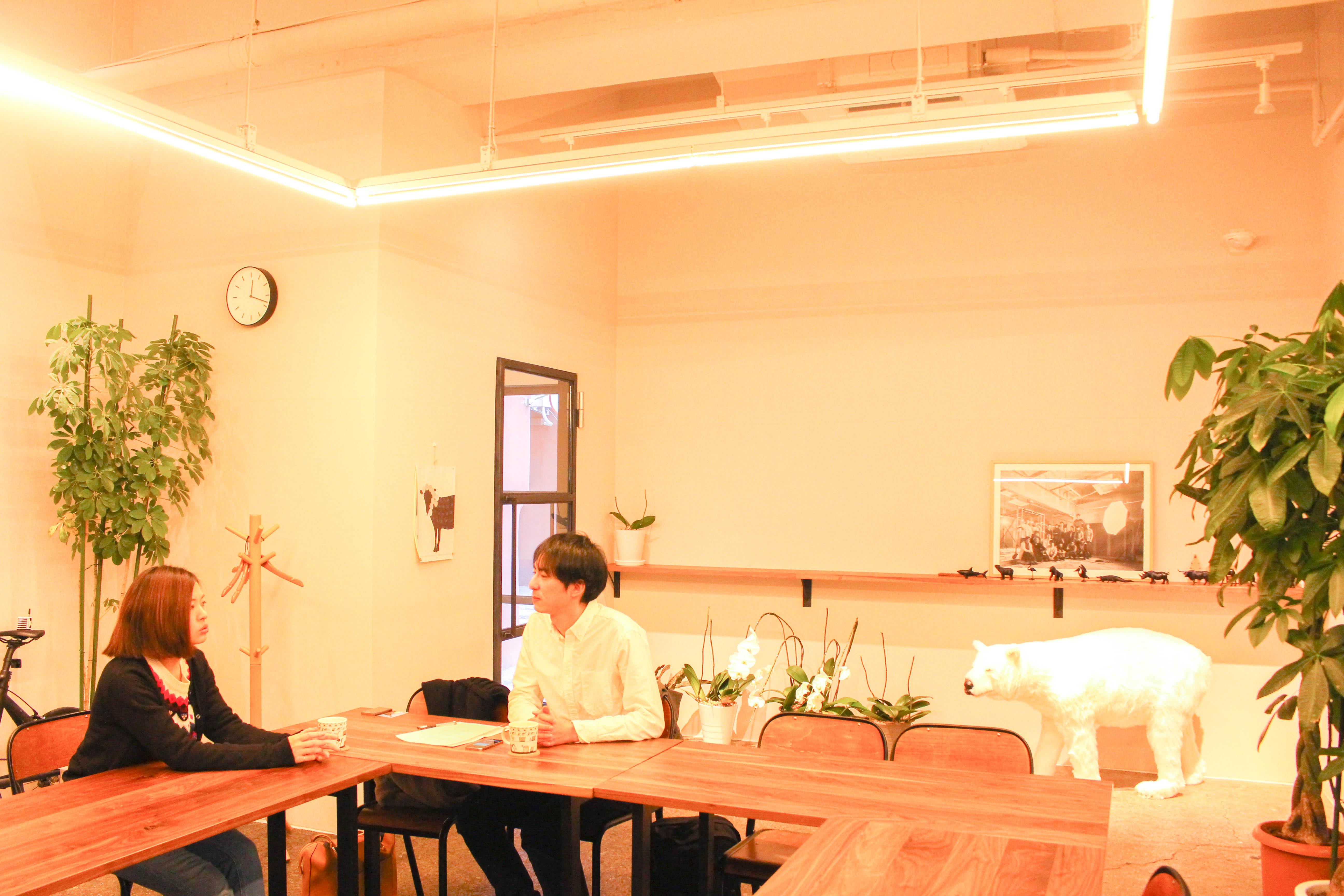 おしゃれなカフェのよう!Gear8の新しいオフィスを覗いてきました