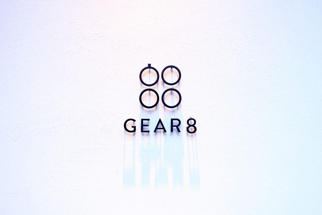 Gear8のロゴ