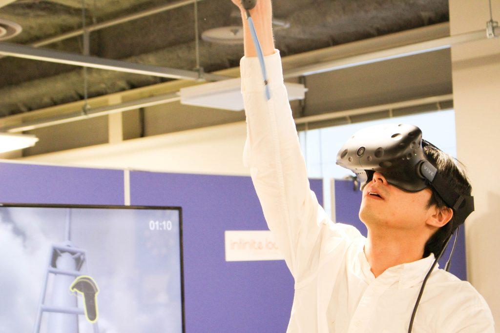 VR体験6