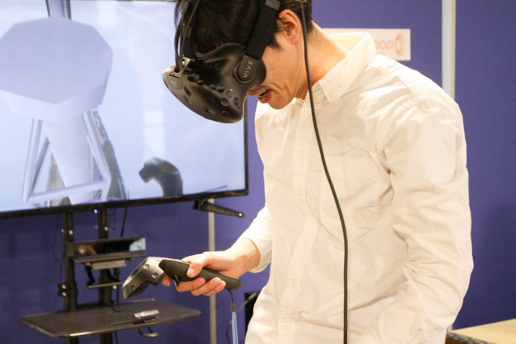 VR体験7