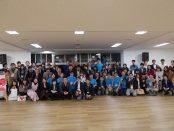 みんなの札幌移住計画3とSAPPORO NIGHT参加メンバーで記念写真