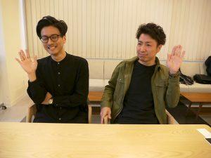 FREE-WORKS 大瀧さんと日下さん アイキャッチ
