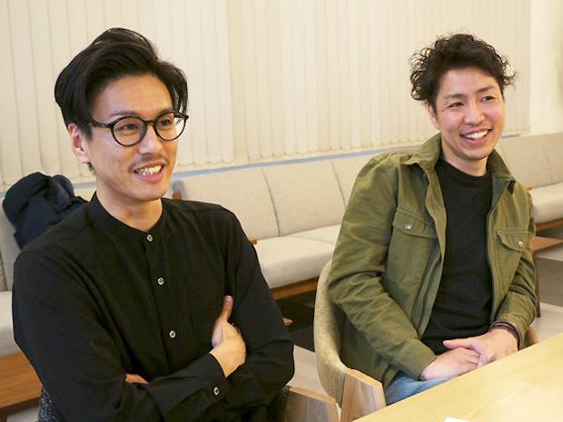 FREE-WORKS 大瀧さんと日下さん3