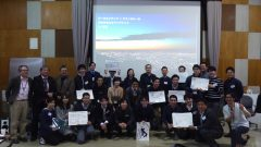 最後に参加者、スタッフ、NHKの方と共に写真撮影!