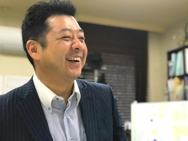 イークラフトマン 代表取締役 新山さん2