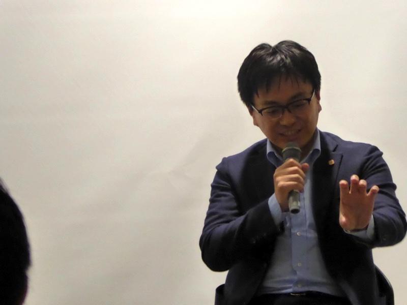 フュージョン佐々木卓也代表取締役社長