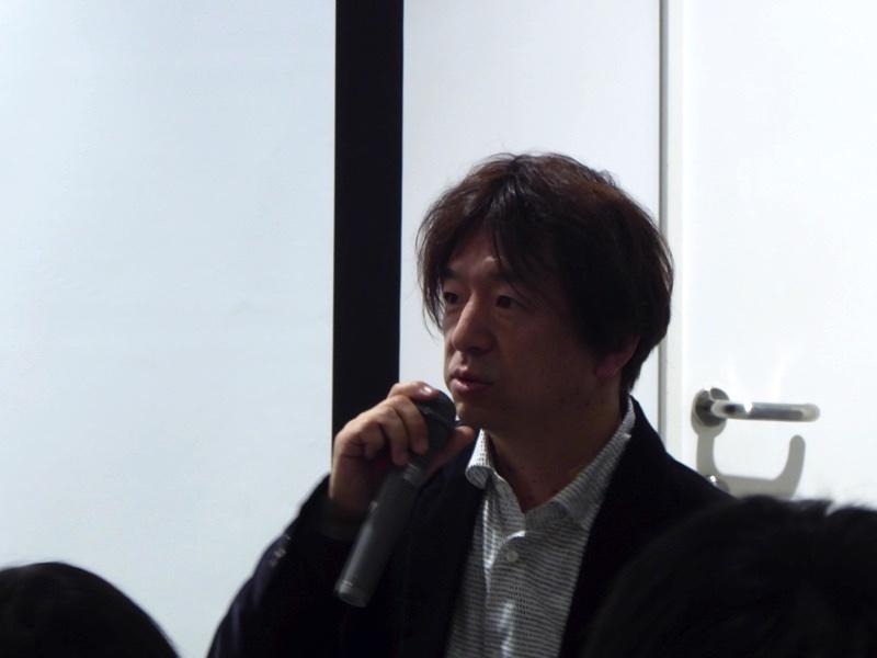 クリプトン・フューチャー・メディア代表取締役伊藤博之