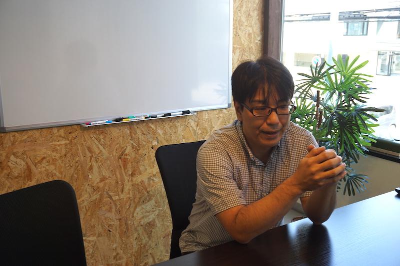 RHEMS技術研究室遠藤五月男さん