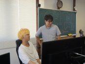 RHEMS技術研究室遠藤さんと西田さん