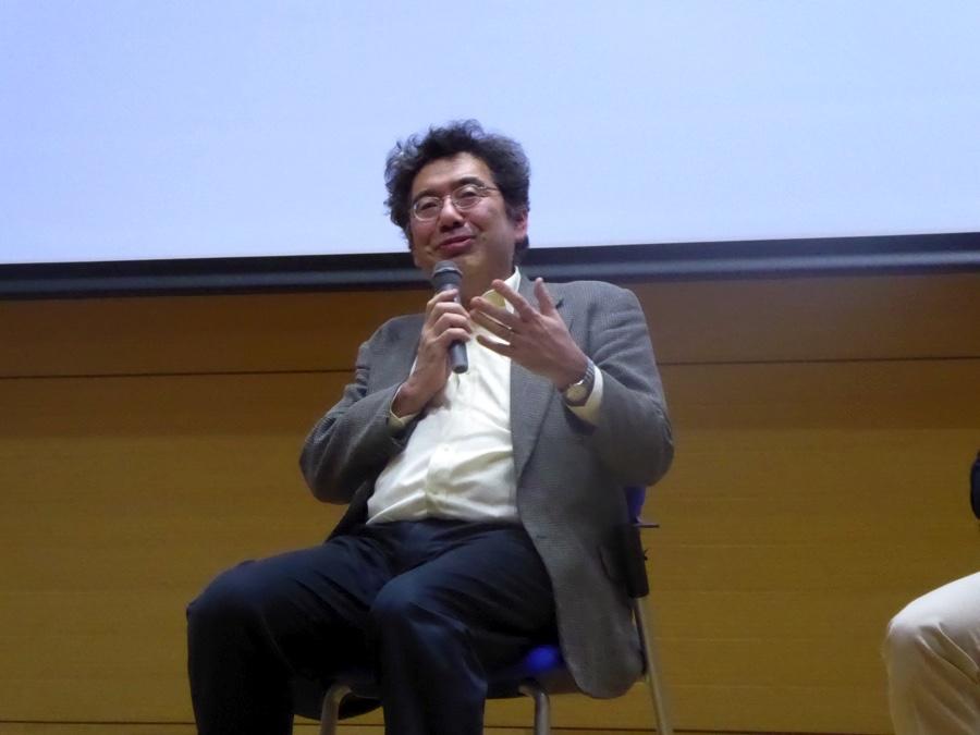 はこだて未来大学システム情報科学部教授 松原仁さん