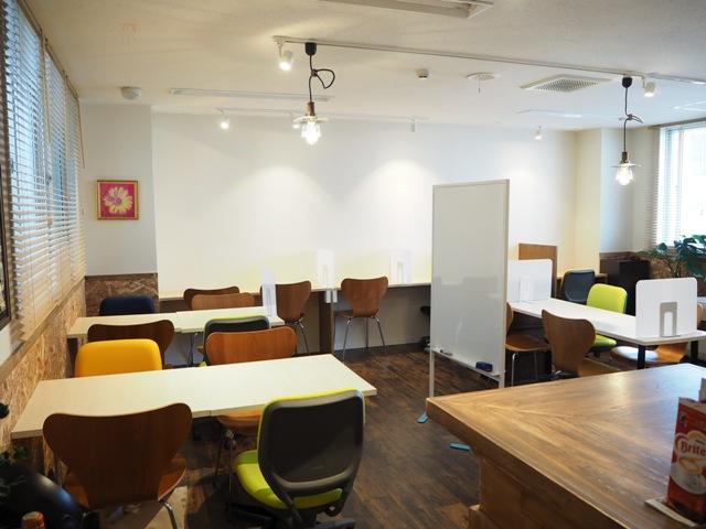 「札幌コワーキングカフェSALOON」が創成川イーストに移転オープン!