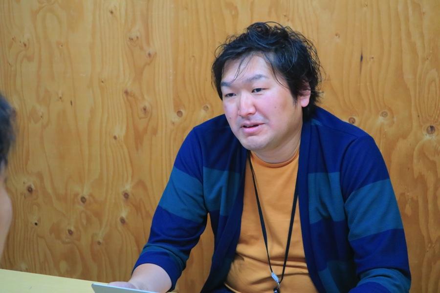 AIQ株式会社代表取締役社長CEO、高松睦さん