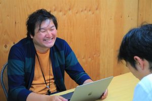AIQの代表取締役社長CEO、高松睦さん
