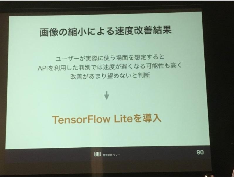 Kita-tech2018 グルメアプリに画像判別機能を提案導入した話  株式会社リリー