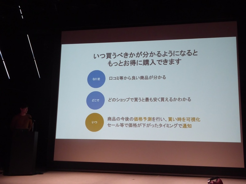 Kita-tech2018 AIで家電価格予測  株式会社インフィニットループ