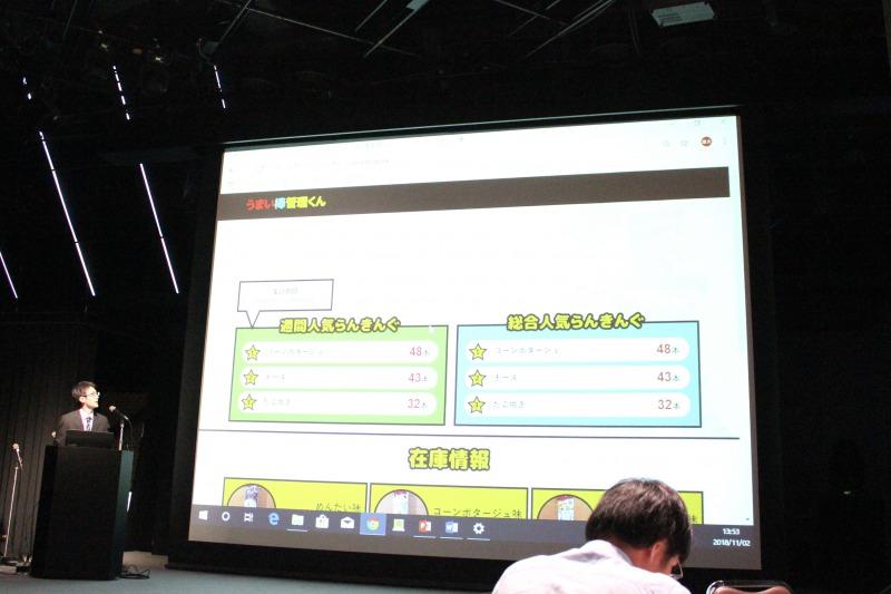 スクリーン画像/管理画面