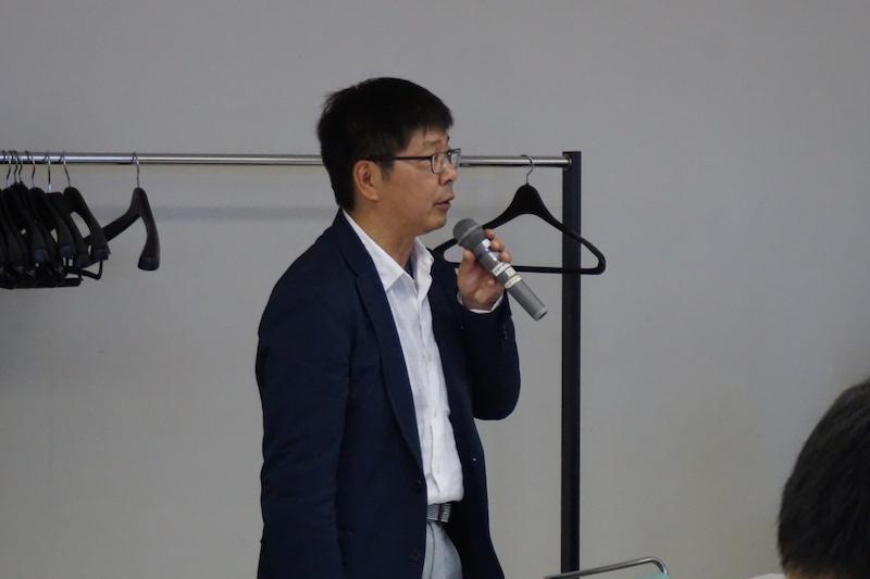 風呂谷文雄氏