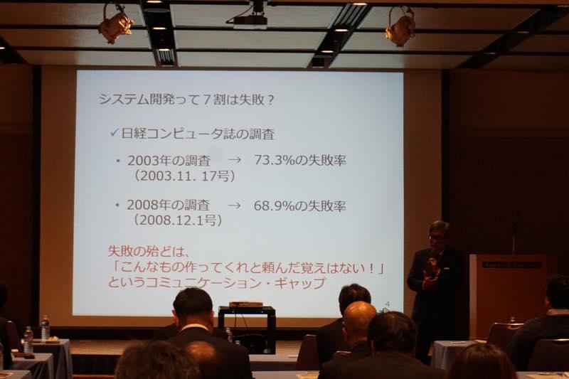 日経コンピュータの調査