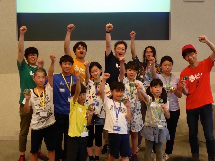 KidsVenture×宇宙「IchigoJamで宇宙を見に行こう!」に行ってきた!