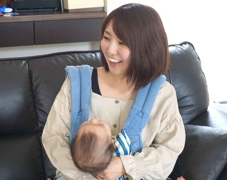 株式会社AsMamaのママさんサポーター佐藤真実さん