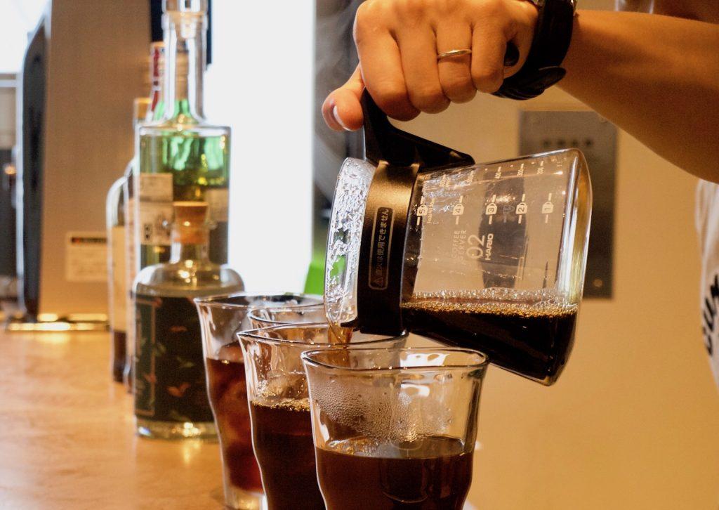 大人座 Otonaza のコーヒー