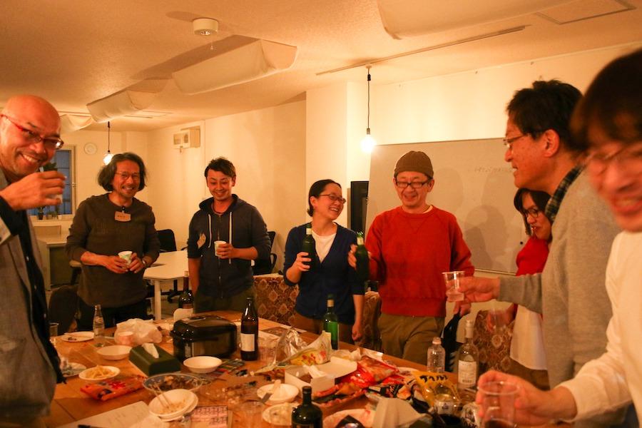釧路のコワーキングスペースHATOBAのイベント