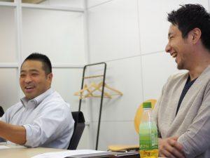 入澤さんと阿部さん