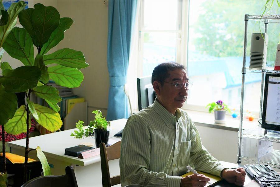 北見情報技術株式会社 代表 安部彰人氏