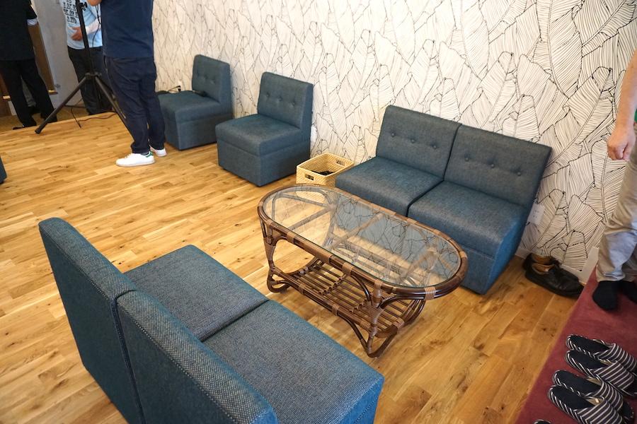 帯広市の事業創発拠点「とかちのやりたい実現カフェ LAND(ランド)」のシェアスペース
